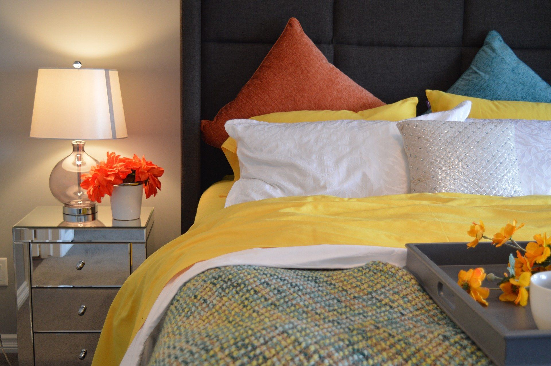 ahorrar energia en casa - dormitorio