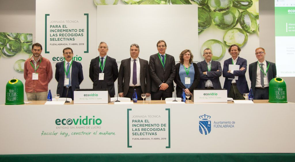 plataforma sostenibilidad ecovidrio - jornada tecnica