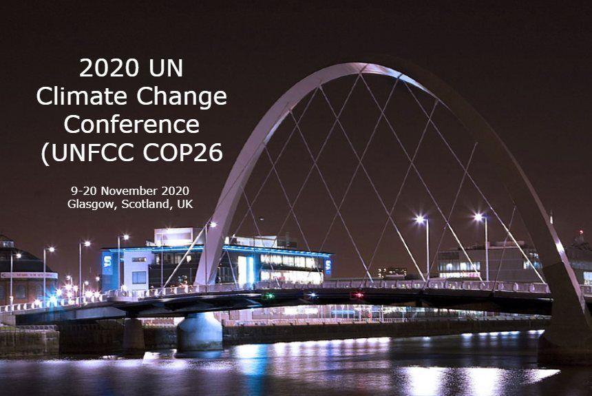 agenda ambiental 2020 - cop 26