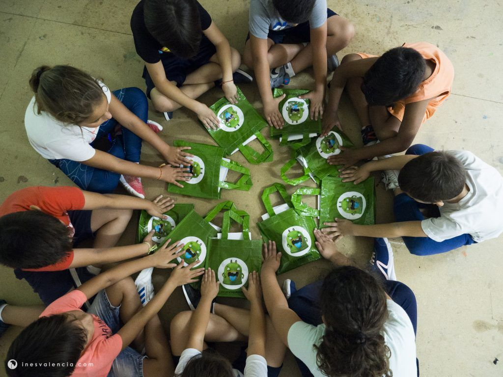 Ecovidrio y Raíces & Brotes unen fuerzas a través de talleres ambientales para llevar el reciclaje a las aulas de Tenerife - 3