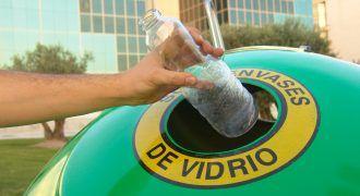 reciclar vidrio durante el confinamiento