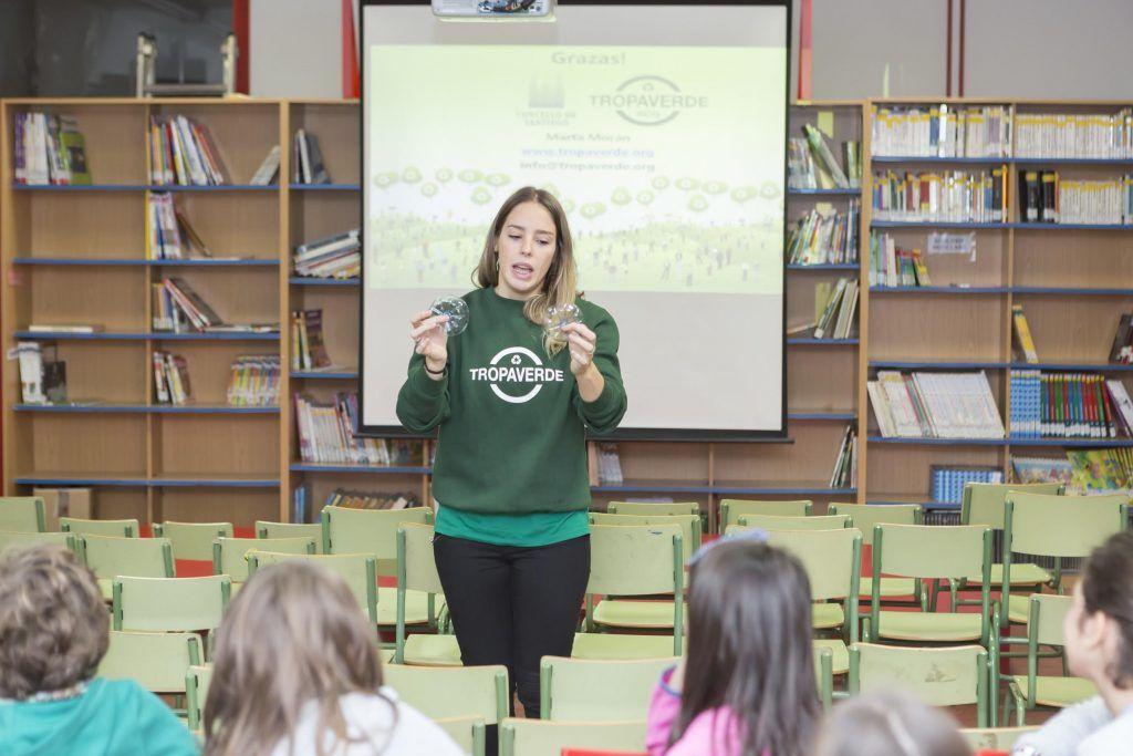taller educacion ambiental sobre proyectos ecologicos caseros para niños