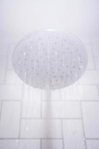 ecoinvento de agua con forma de ducha