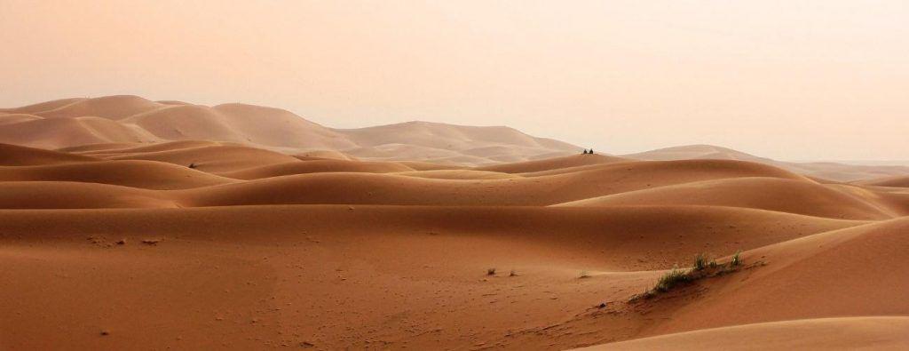 lugares fascinantes: el desierto del sáhara