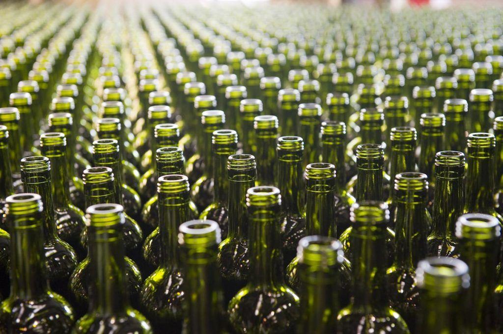 ecoenvases - botellas de vidrio