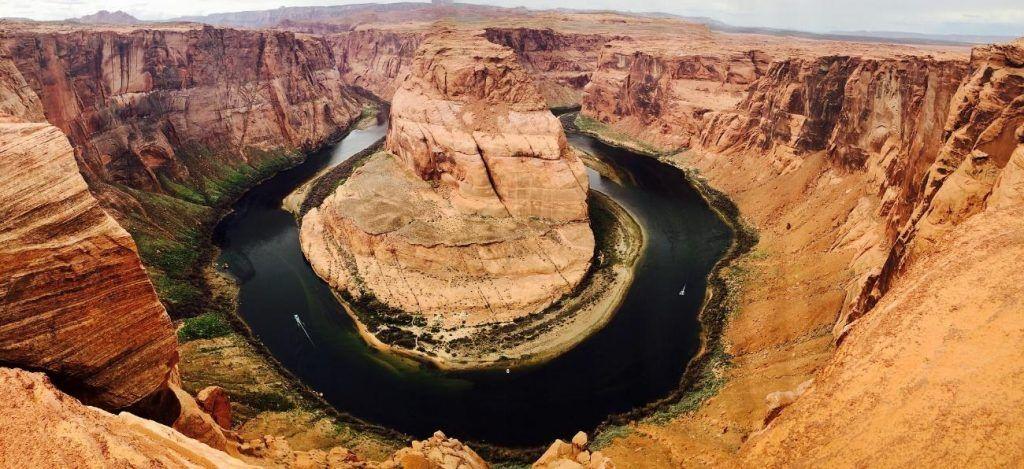 lugares fascinantes: el cañón del colorado