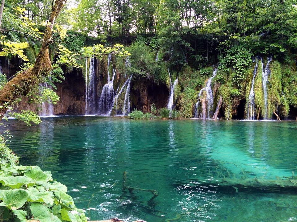 lugares fascinantes: lagos de Plitvice