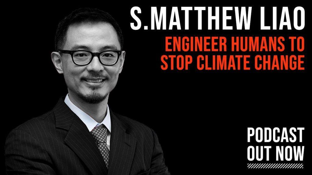ideas para frenar el cambio climático con S. Matthew