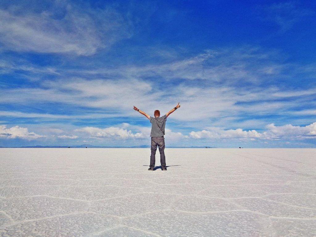 destinos increibles: salar de Uyuni