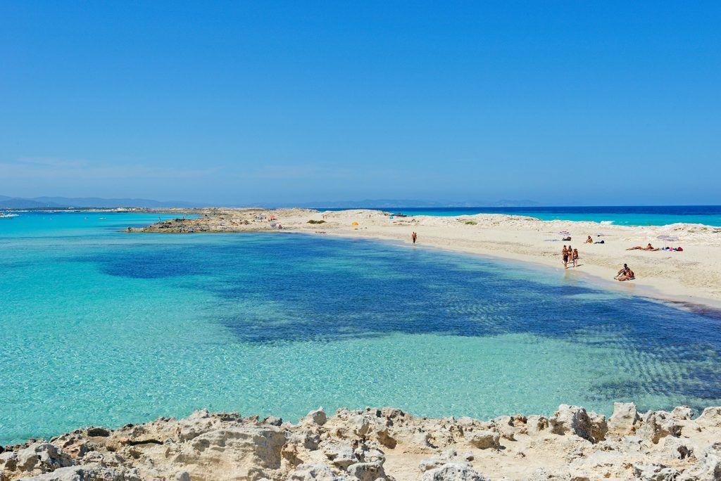 Paisajes bonitos de España: Formentera (Baleares)