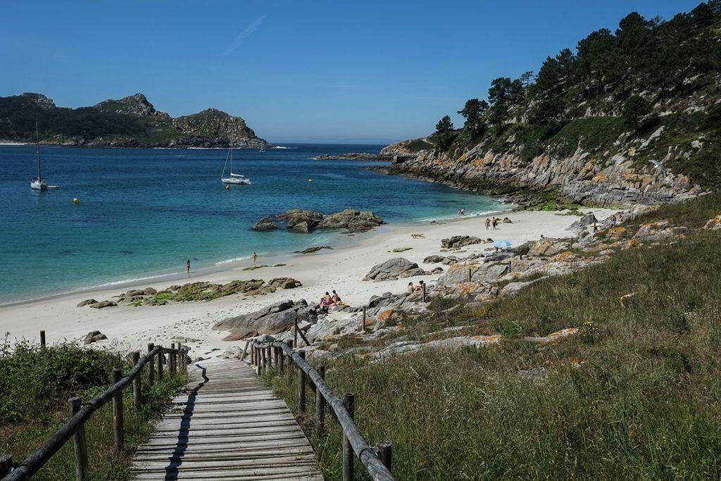 Mejores paisajes de Galicia: Islas Atlánticas
