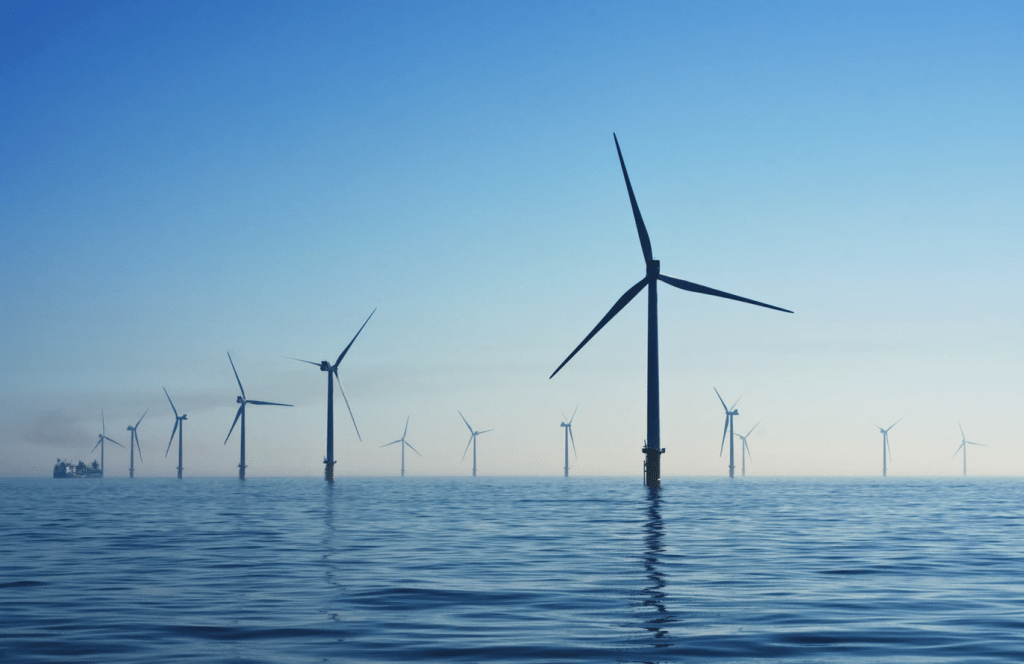 energia eolica marina offshore