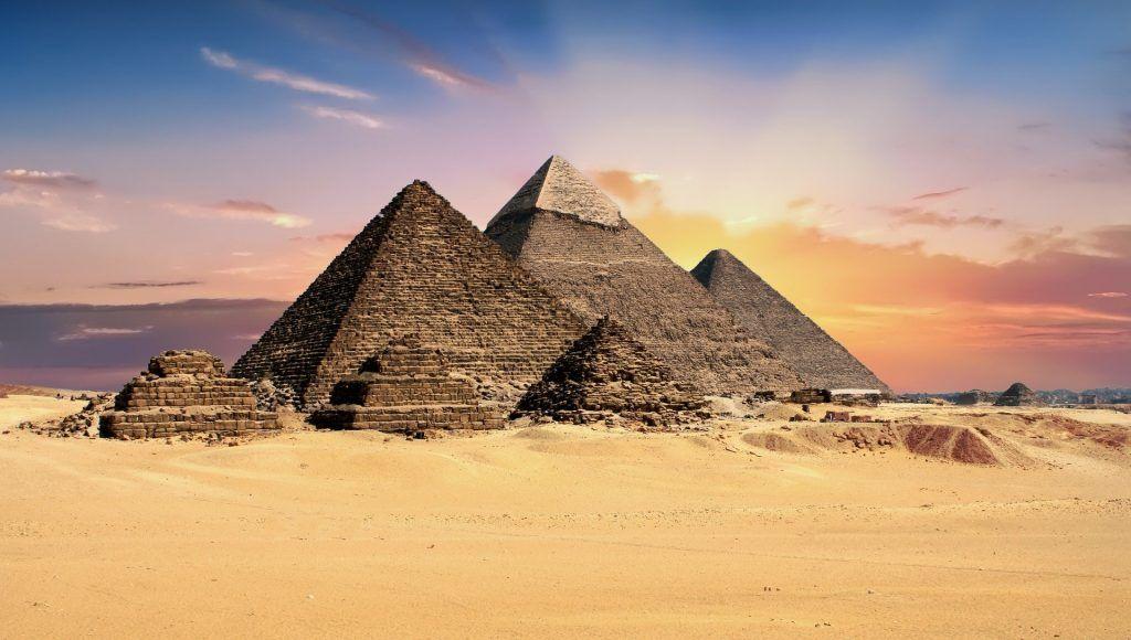 que pasaria si los humanos desaparecieran de la tierra - pirámides