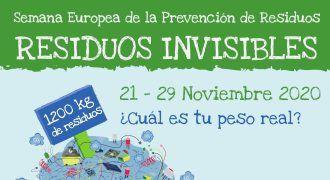 Póster de la Semana Europea de Prevención de Residuos 2020