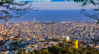 desarrollo urbano: Barcelona