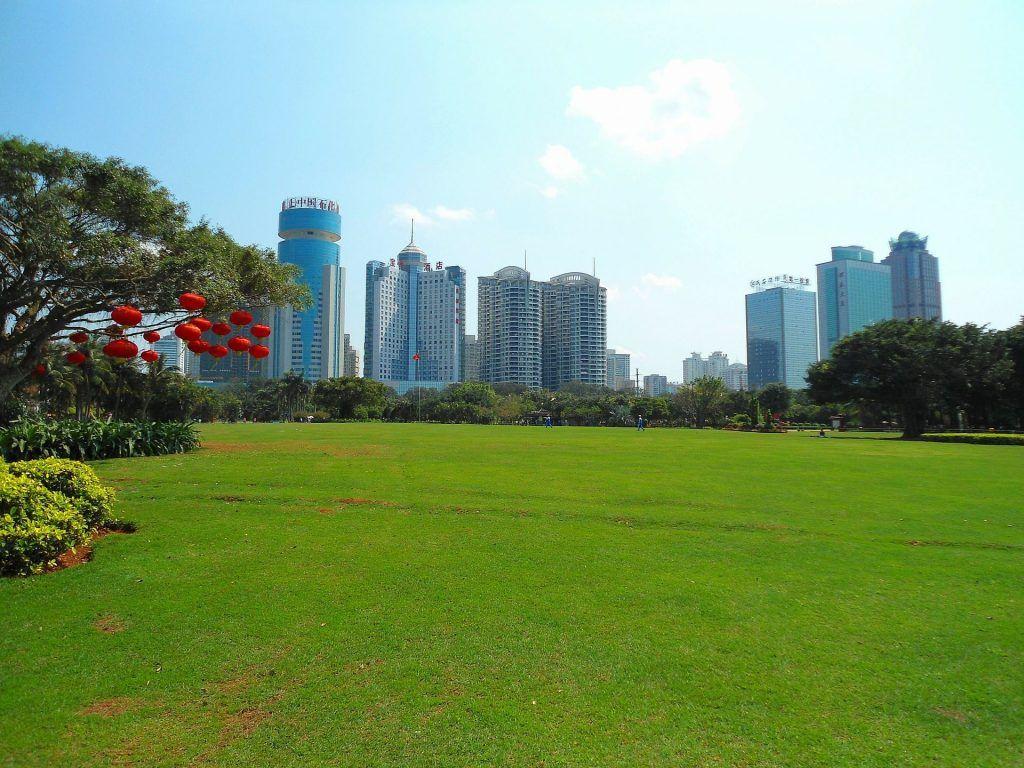 desarrollo urbano sostenible - ciudades verde