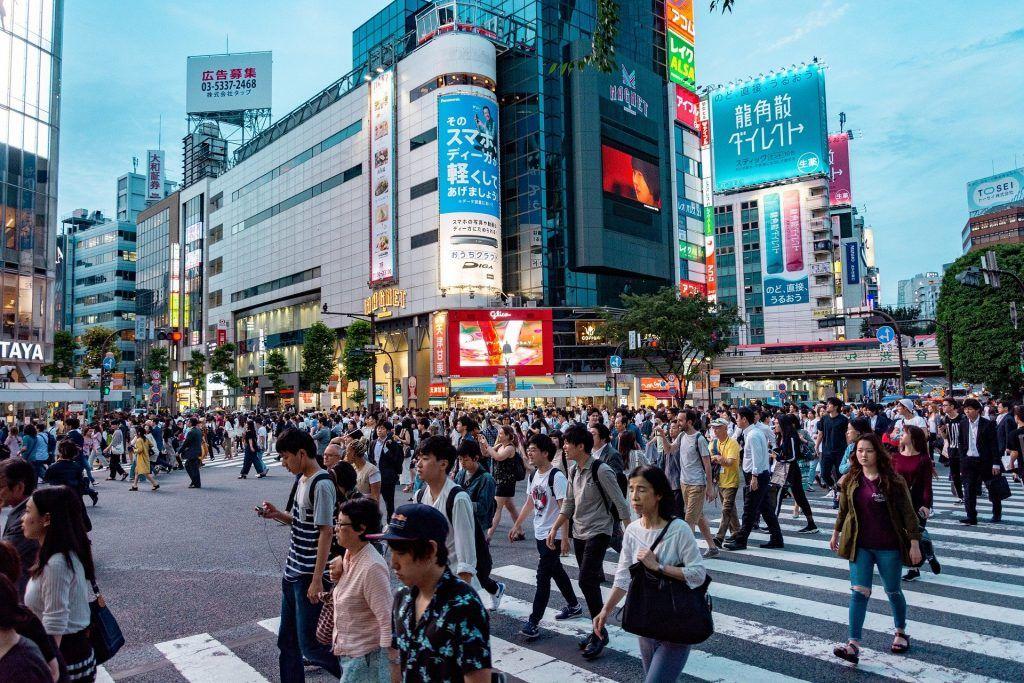 desarrollo urbano en japón