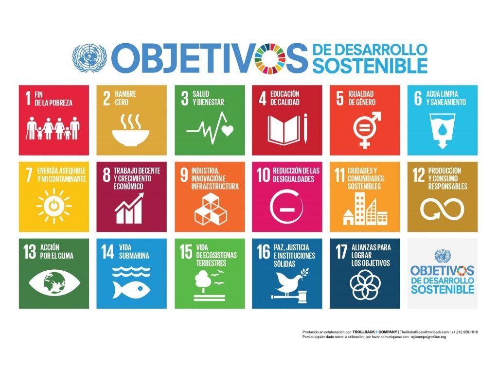 qué son los ODS