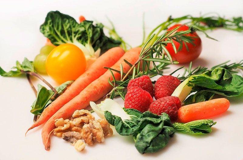alimentos saludables que nos ofrecen los ecosistemas
