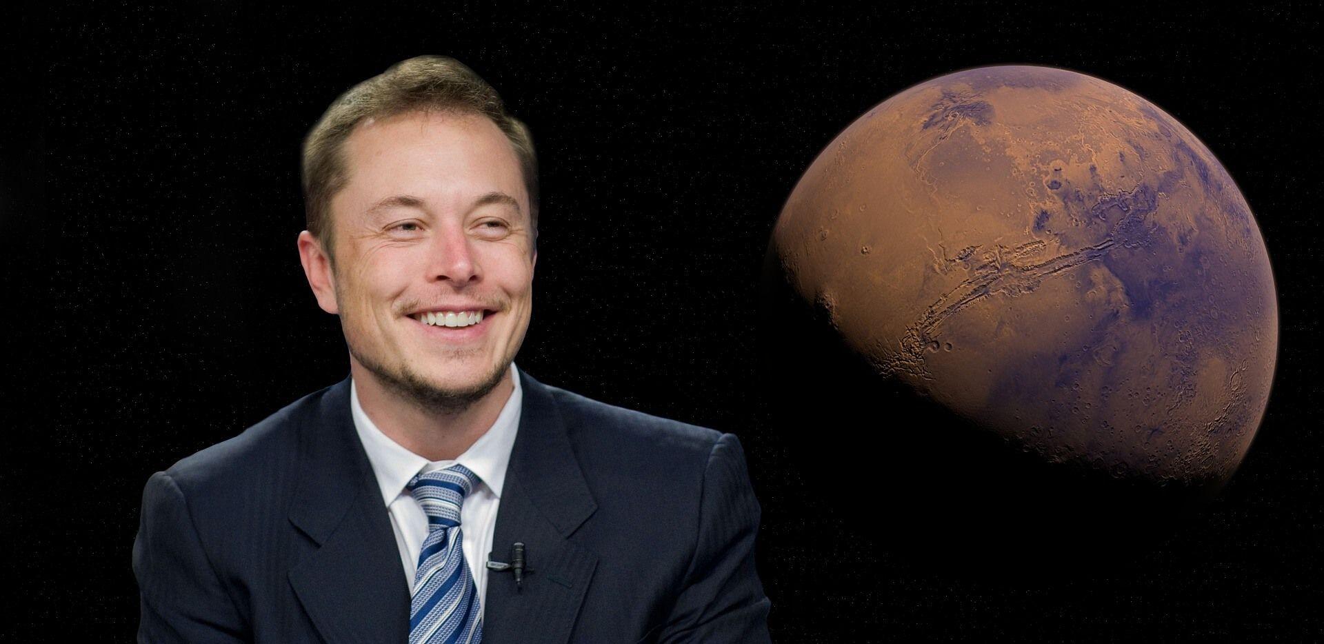 Elon Musk empresario CEO de Tesla