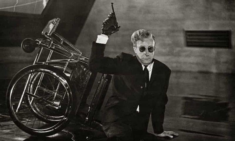 doctor strangelove en 'Teléfono rojo, ¿volamos hacia Moscú?'