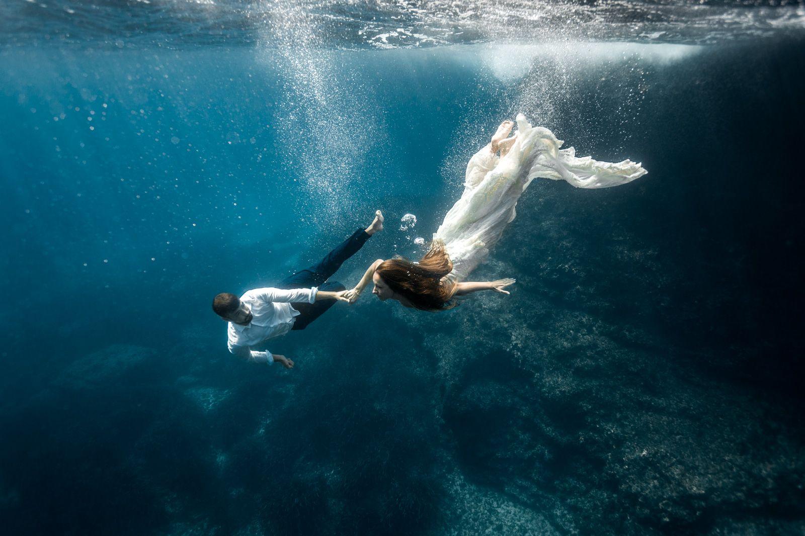 Fotografía subacuática Mallorca