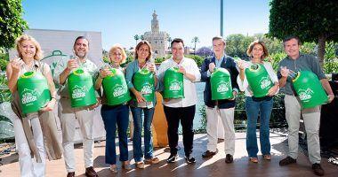 evento Yo soy Reverde de Ecovidrio en Sevilla