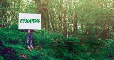 Ecólatras proyectos ambientales Ecovidrio