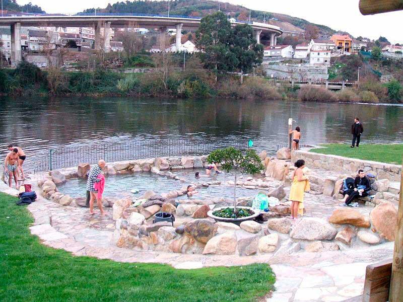 Termas Chavasqueira en Ourense energía geotérmica