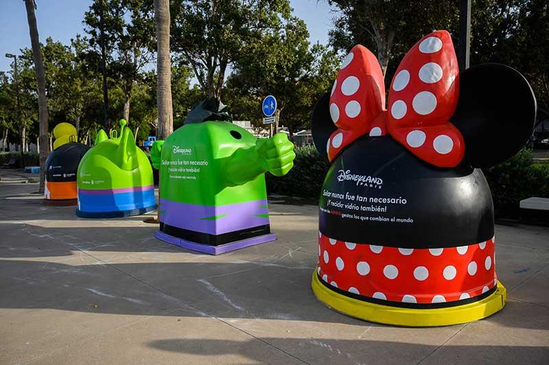 iglus tematizados Disney