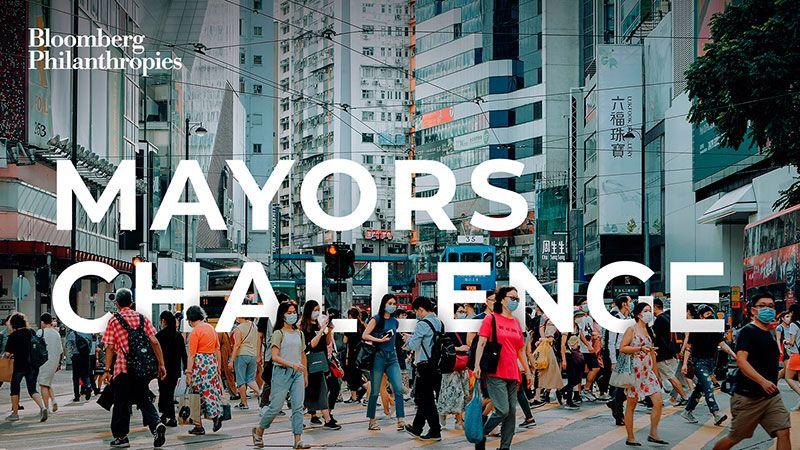 global mayors challenge ciudades