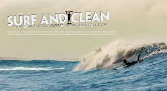 Surf and Clean cuidado playas