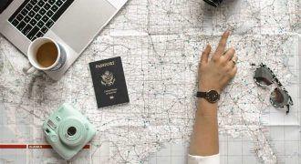 portada de viajes sostenibles