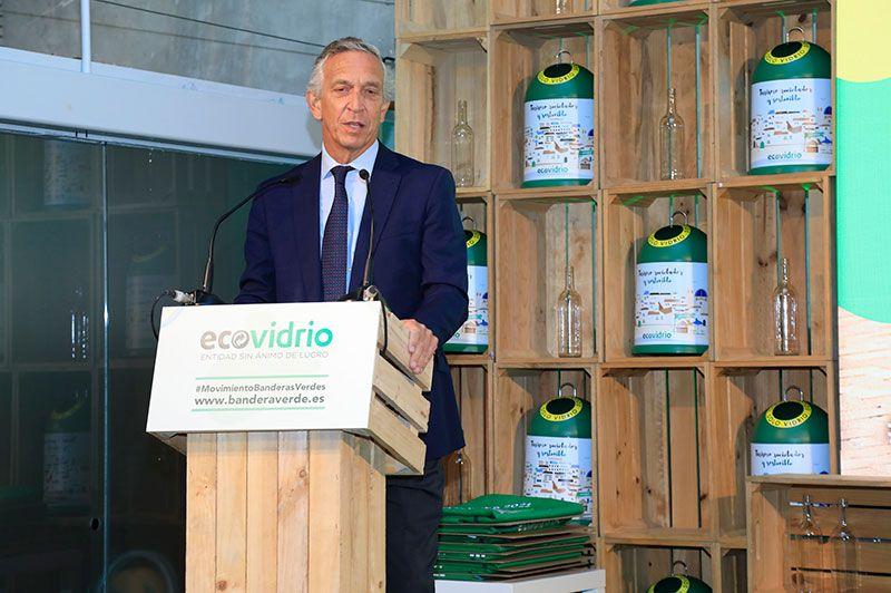 Jose Manuel Nuñez director general de Ecovidrio